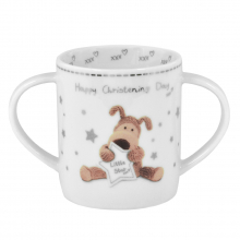 Boofle Christening Double Handed Mug