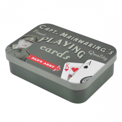 dads army playing cards, dad's Army gifts, Dad's Army gift ware, dad's army wholesale products
