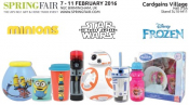 Xpressions at Spring Fair NEC 7th - 11th Feb 2016