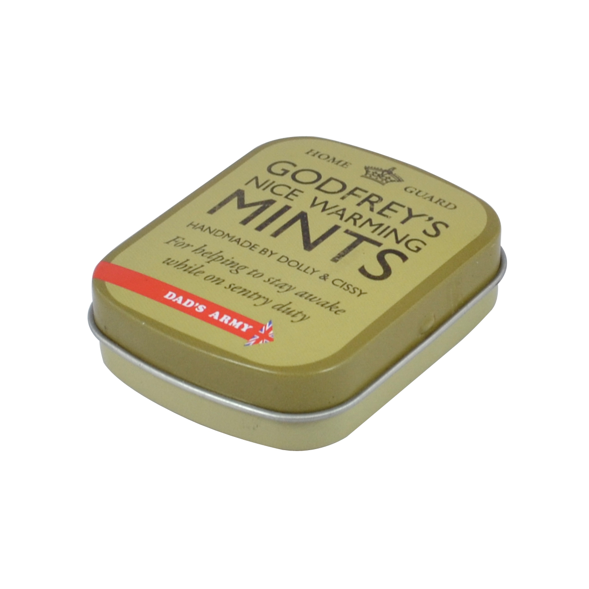 dads army mint tins, dads army wholesale products
