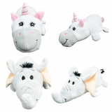 Peak-A-Boo Buddies - Elephant/Unicorn