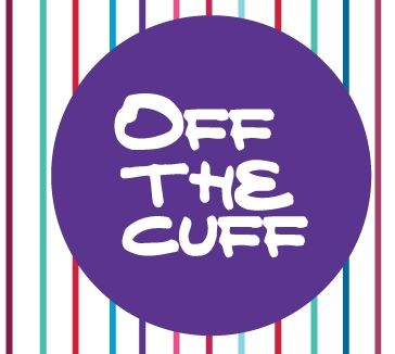 off the cuff, xpressions wholesale gifts, giftware, xpressions brands